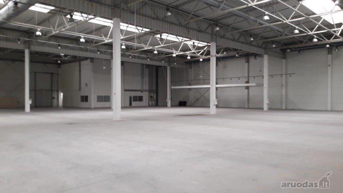 Klaipėda, Baltijos, Šilutės pl., prekybinės paskirties patalpos nuomai