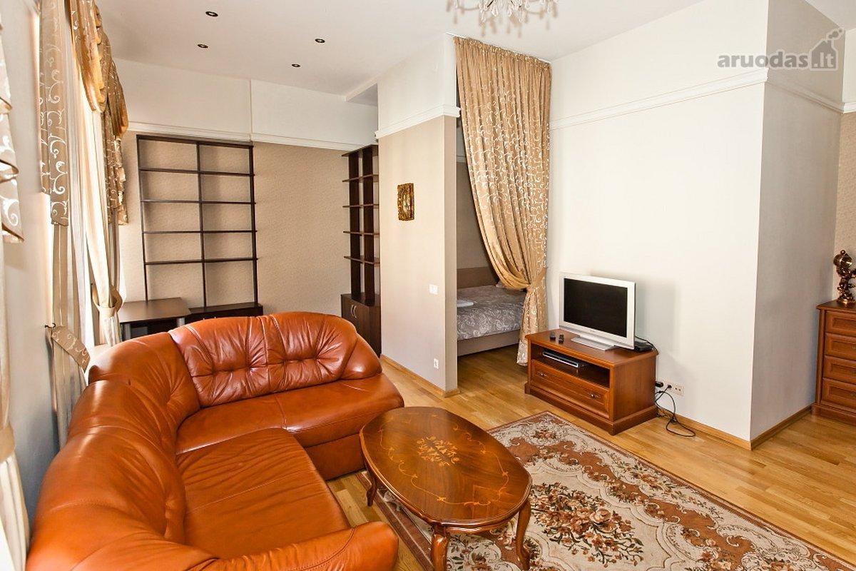 Vilnius, Senamiestis, Ašmenos g., 2 kambarių buto nuoma
