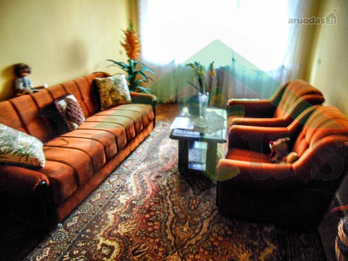 Alytus, Putinų, A. Jonyno g., 4 kambarių butas