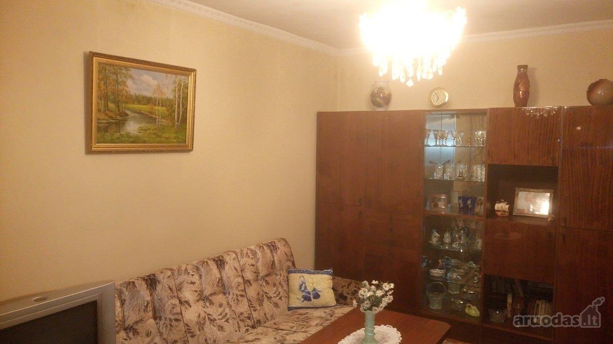 Kaunas, Eiguliai, S. Žukausko g., 2 kambarių butas