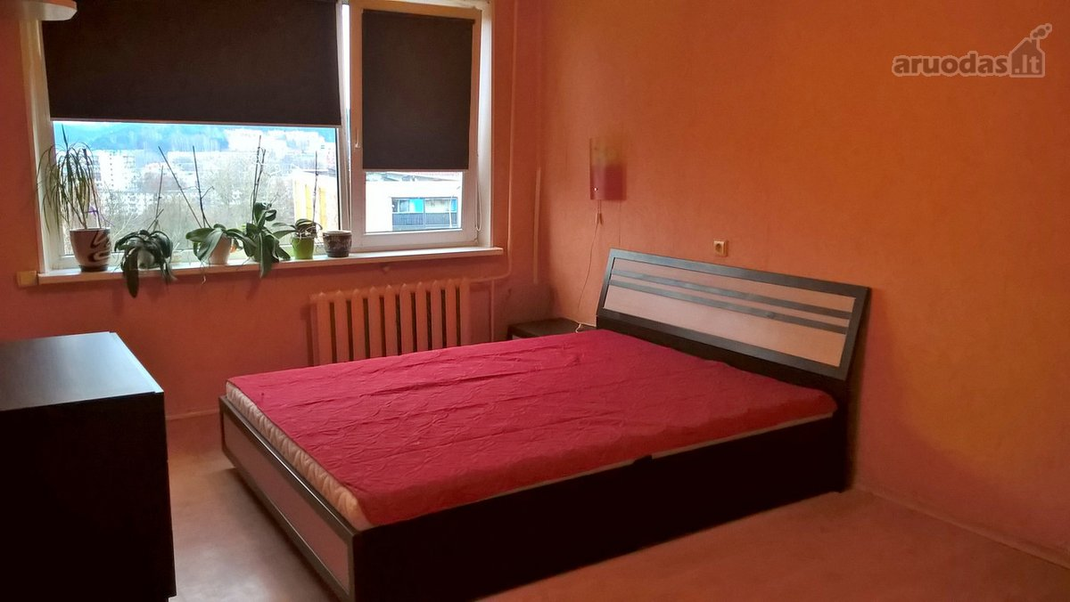 Vilnius, Šiaurės miestelis, Žirmūnų g., 1 kambario buto nuoma