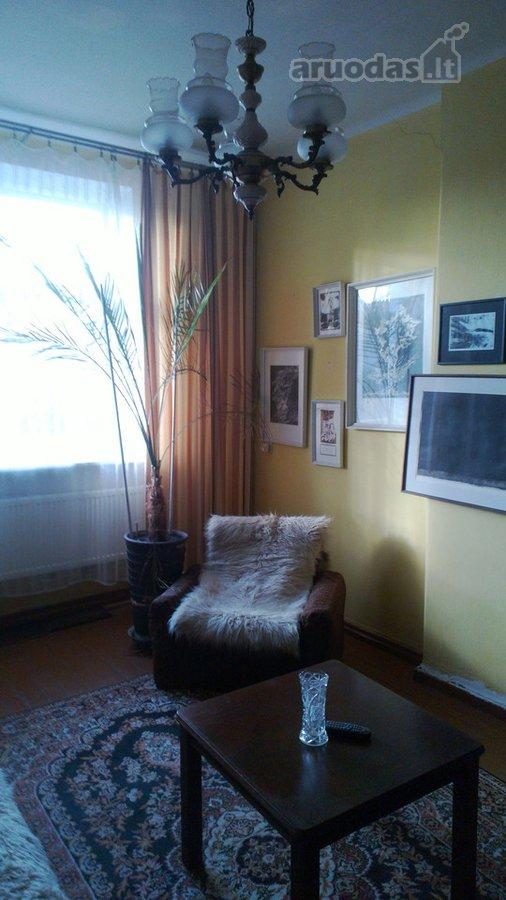Vilnius, Žvėrynas, Latgalių g., 2 kambarių butas