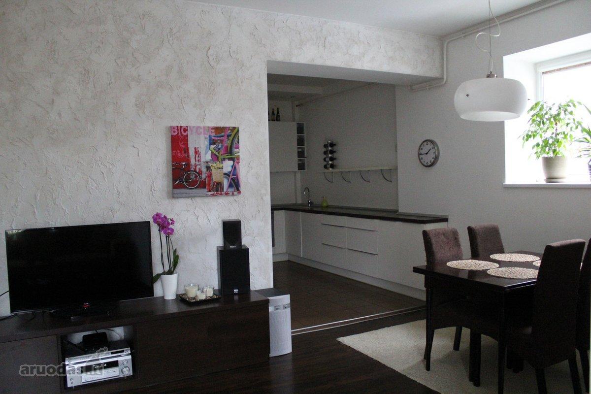 Vilniaus r. sav., Kreivalaužių k., Taikos g., 2 kambarių buto nuoma