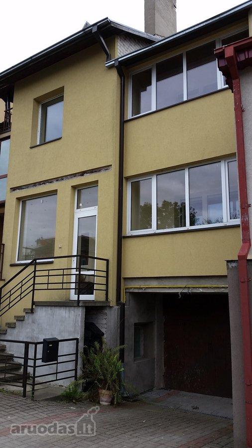 Kaunas, Šilainiai, Josvainių g., mūrinis sublokuotas namas