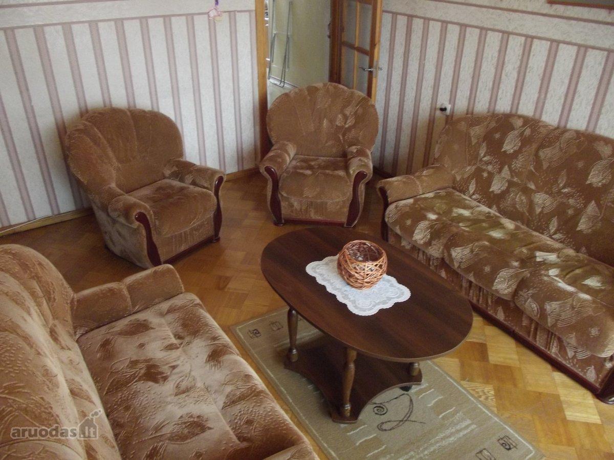 Kaunas, Aleksotas, Antanavos g., 2 kambarių butas