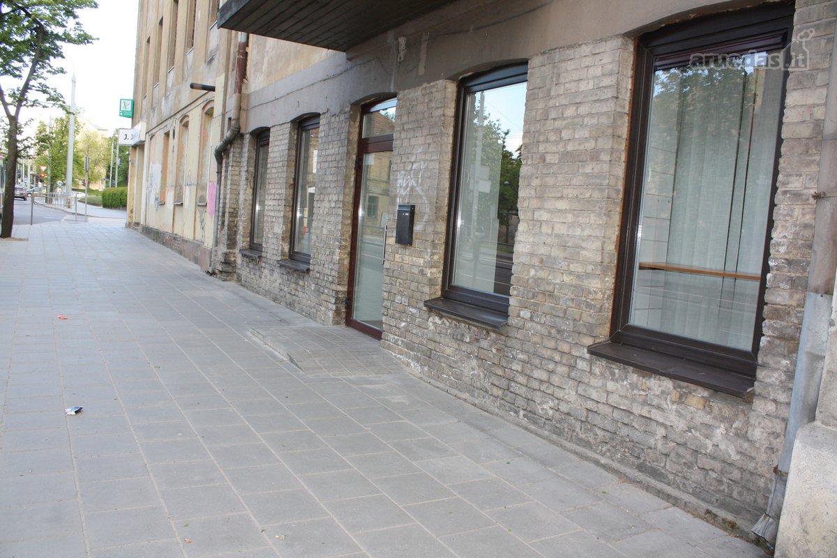 Vilnius, Naujamiestis, J. Jasinskio g., biuro, prekybinės, paslaugų, maitinimo paskirties patalpos nuomai