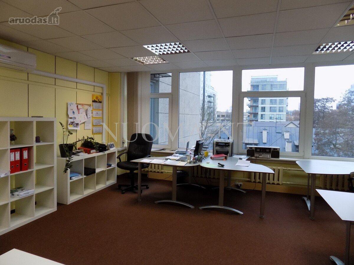 Vilnius, Šnipiškės, A. Juozapavičiaus g., biuro, kita paskirties patalpos nuomai