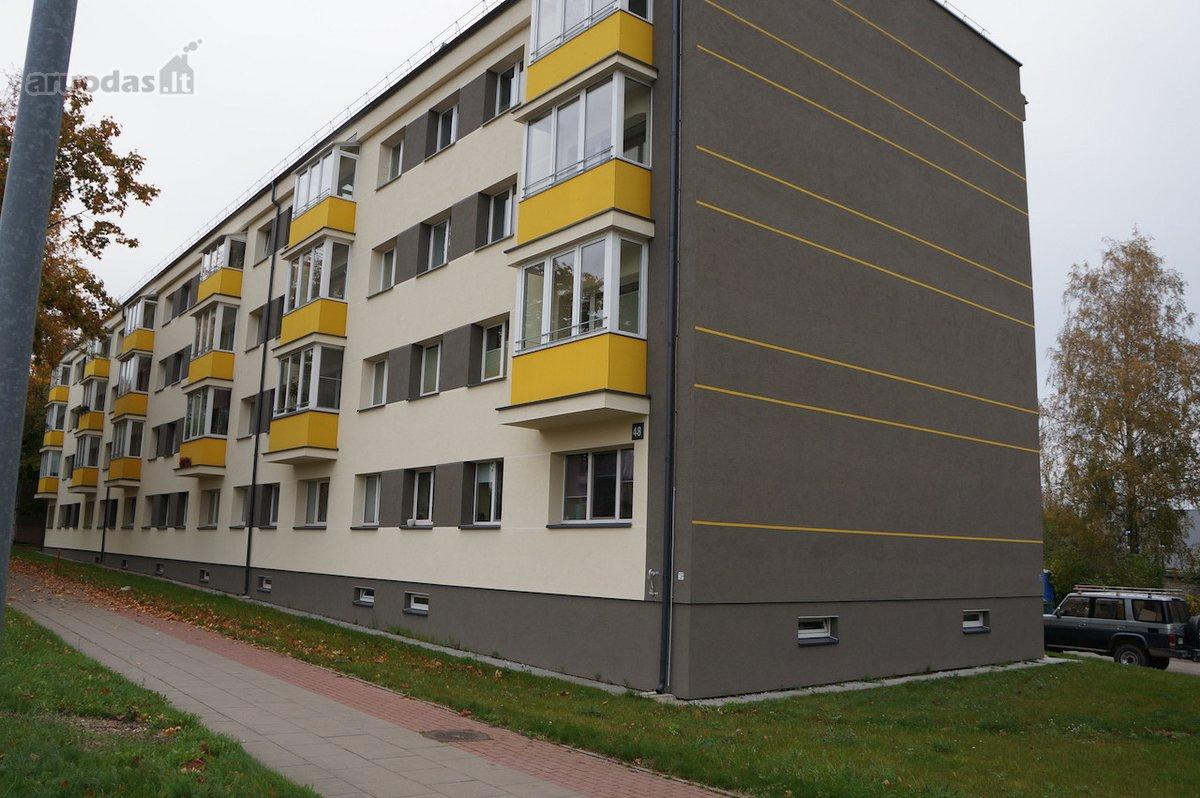 Klaipėda, Mažasis kaimelis, Kretingos g., 2 kambarių butas