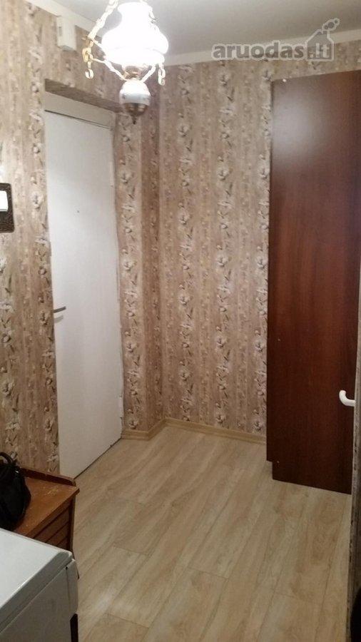Panevėžys, Centras, J. Tilvyčio g., 1 kambario buto nuoma