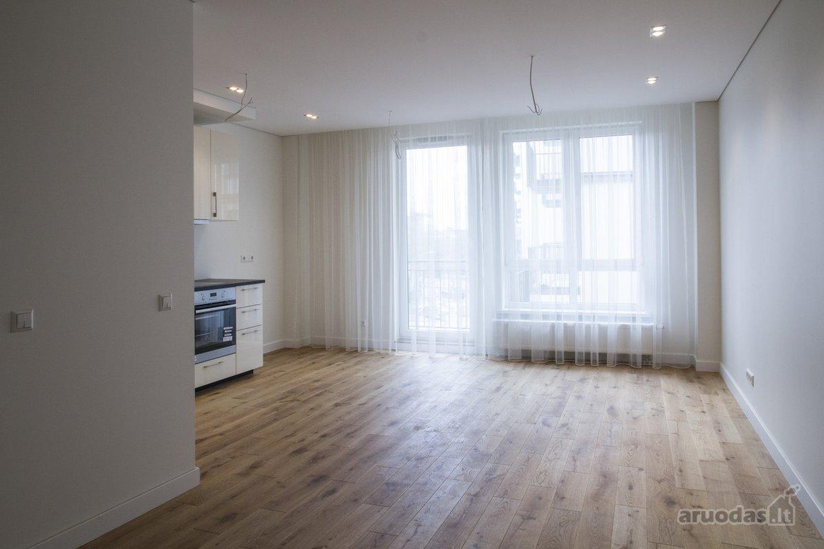 Vilnius, Naujamiestis, Mindaugo g., 2 kambarių butas