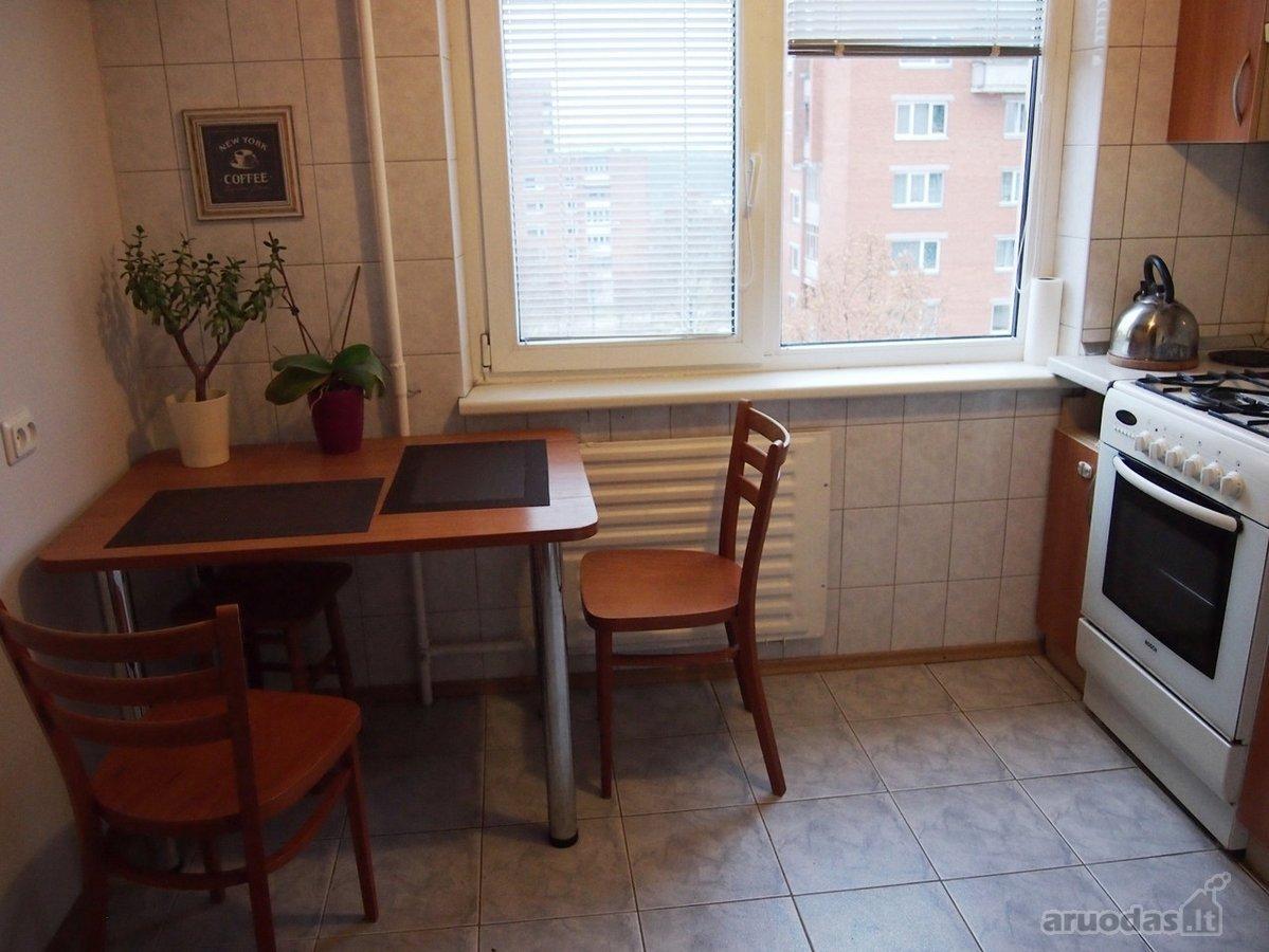 Vilnius, Baltupiai, Didlaukio g., 4 kambarių buto nuoma