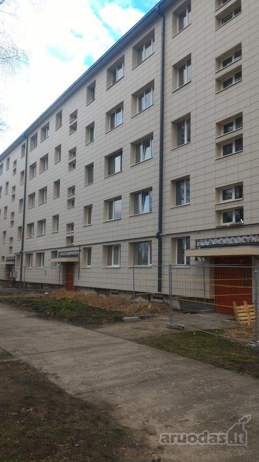 Prienų m., Kęstučio g., 2 kambarių butas