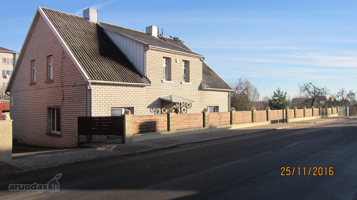 Tauragės m., Vytauto g., mūrinis namas