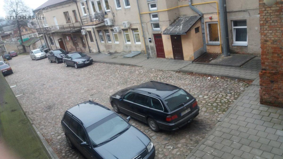 Ukmergės r. sav., Ukmergės m., Gedimino g., 2 kambarių butas