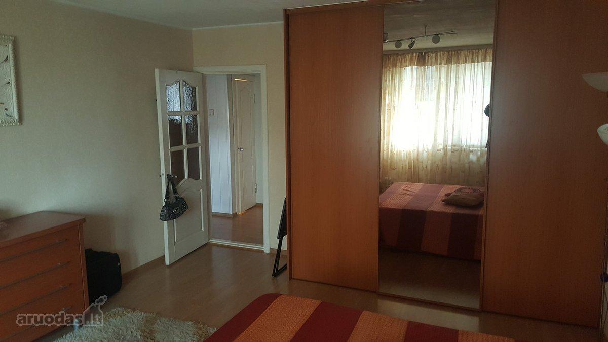 Klaipėda, Centras, Pilies g., 3 kambarių butas