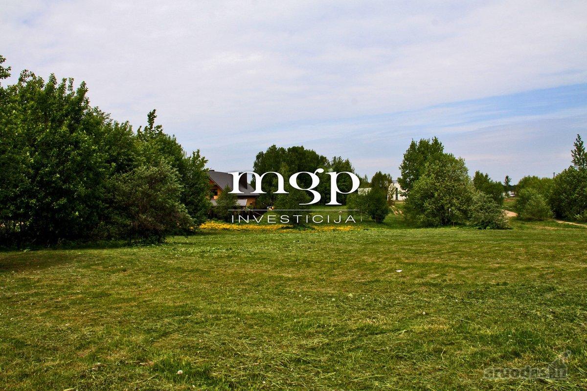 Vilnius, Visoriai, Kazio Borutos g., namų valdos paskirties sklypas