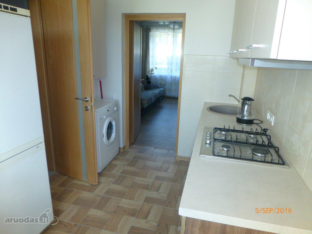 Kaunas, Dainava, Popieriaus g., 2 kambarių buto nuoma