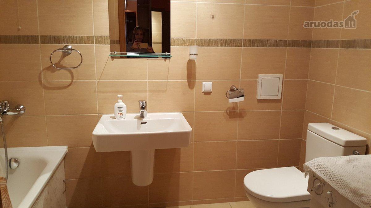 Vilnius, Pašilaičiai, Laisvės pr., 2 kambarių buto nuoma