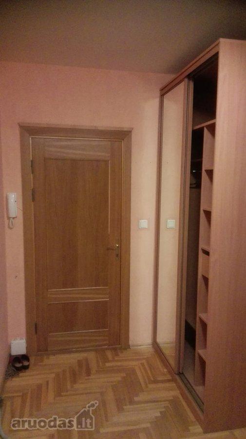 Vilnius, Pilaitė, Pajautos g., 2 kambarių buto nuoma