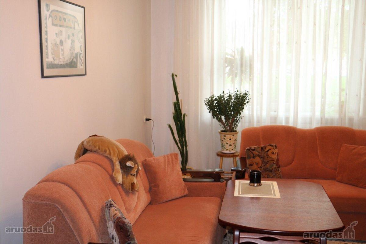 Šiauliai, Centras, Vilniaus g., 2 kambarių butas
