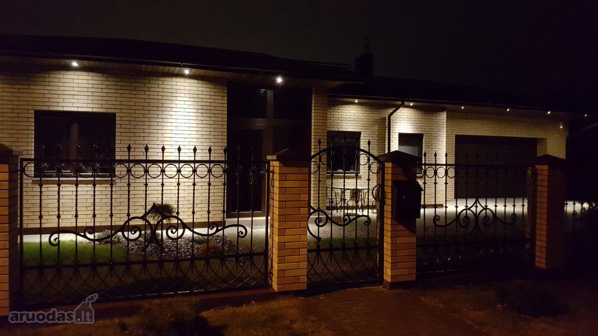 Kaunas, Vytėnai, Užnerio g., mūrinis namas