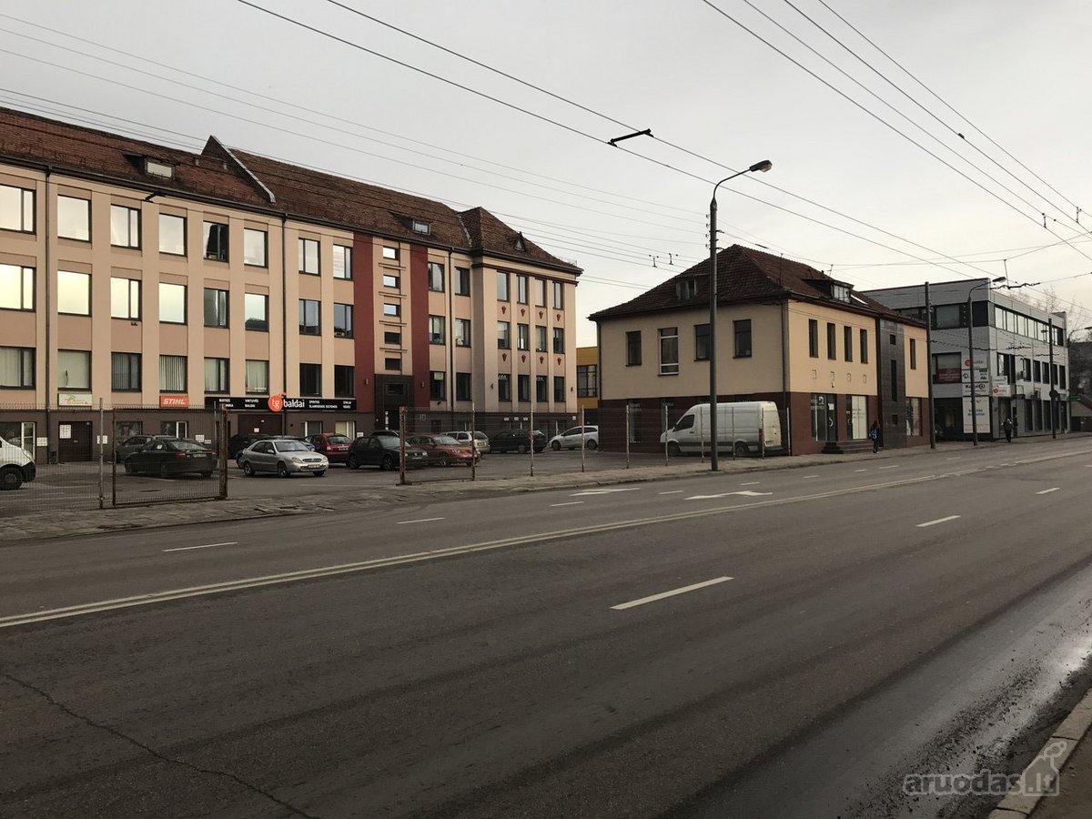 Kaunas, Vilijampolė, Raudondvario pl., biuro, prekybinės, paslaugų, sandėliavimo, gamybinės, maitinimo, kita paskirties patalpos nuomai
