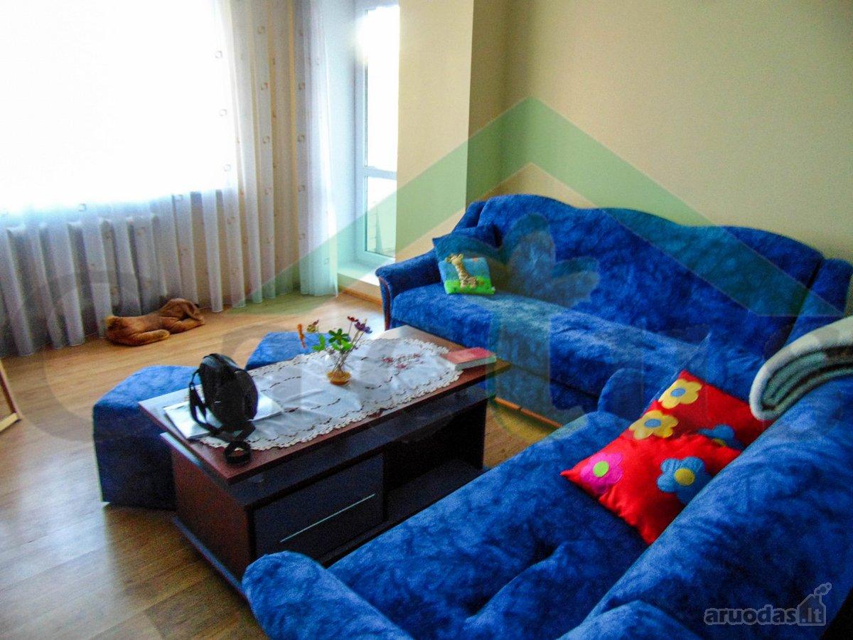Alytus, Vidzgiris, Aukštakalnio g., 1 kambario butas