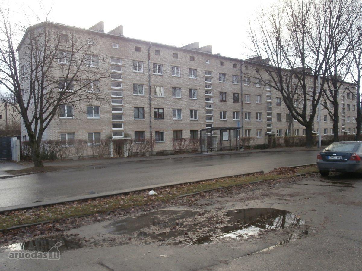 Kaunas, Žaliakalnis, Tvirtovės al., 3 kambarių butas
