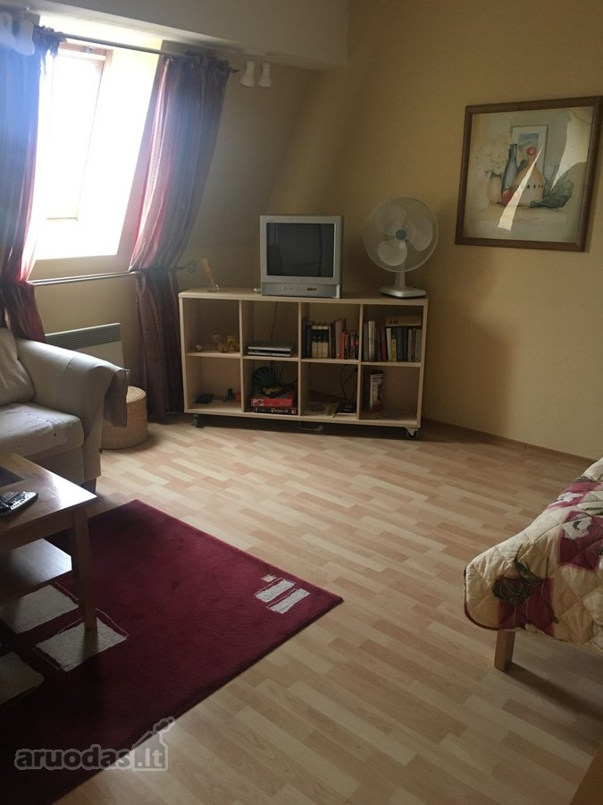 Palanga, Bangų g., 1 kambario butas