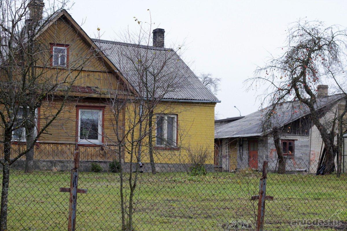 Vilnius, Naujoji Vilnia, Paparčių g., medinis namas