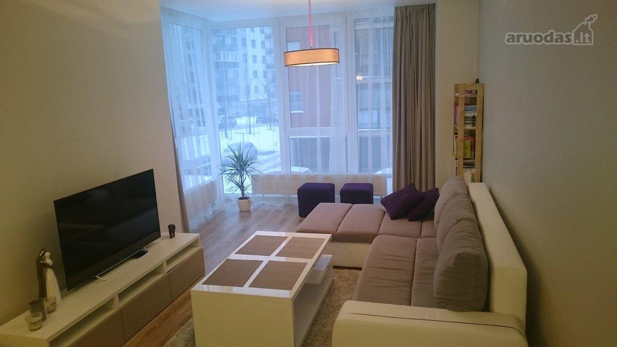 Vilnius, Justiniškės, Justiniškių g., 2 kambarių butas