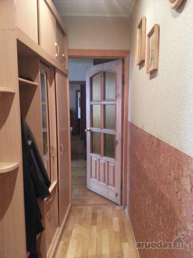 Vilnius, Naujamiestis, Naugarduko g., 3 kambarių butas