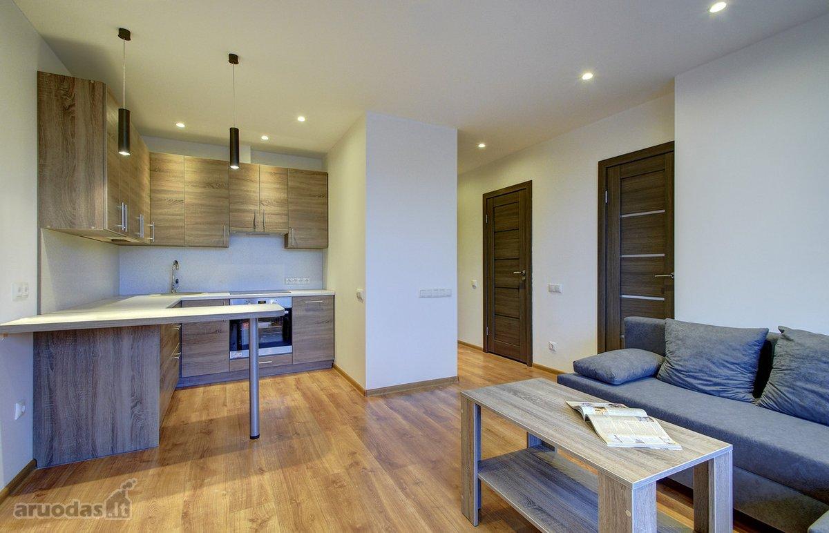 Vilnius, Jeruzalė, Mokyklos g., 2 kambarių butas