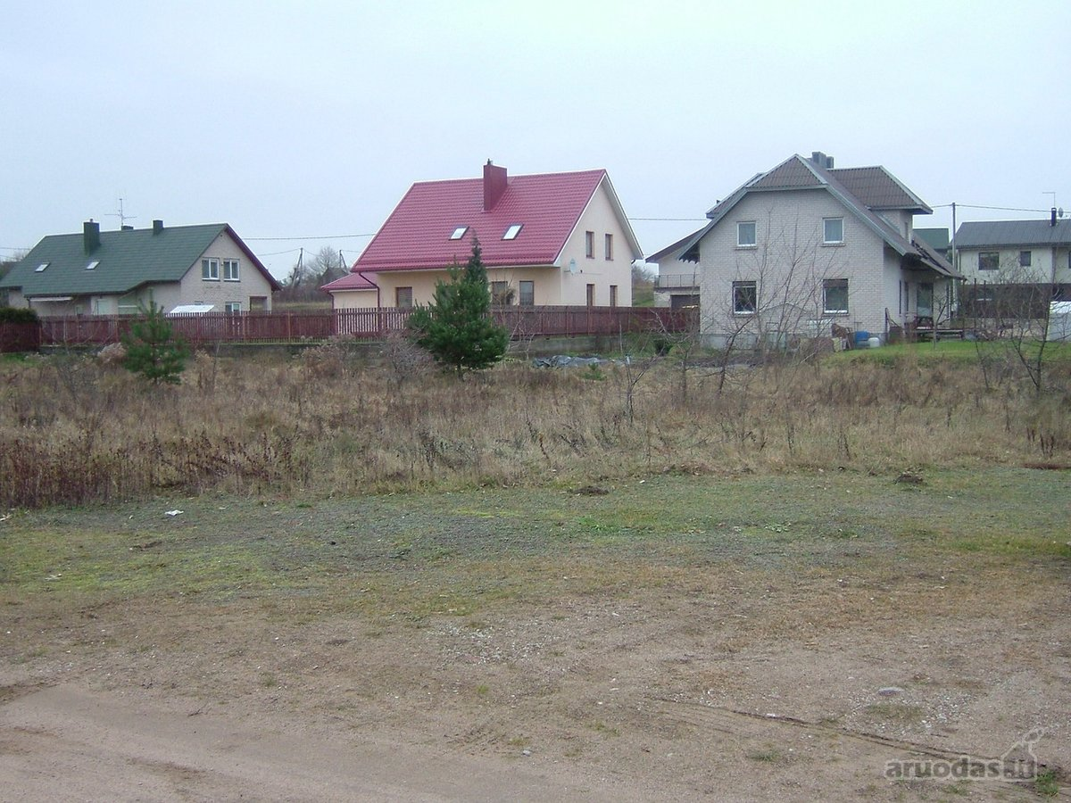 Vilnius, Salininkai, Apso g., namų valdos paskirties sklypas
