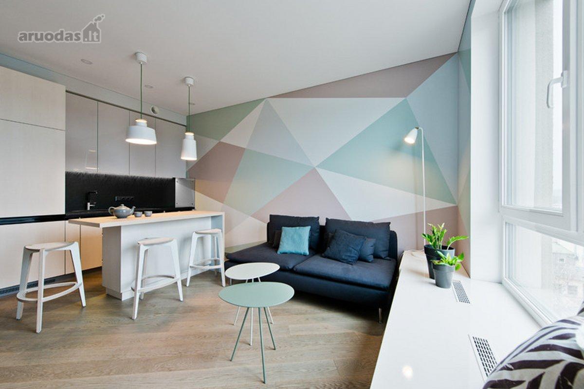 Vilnius, Žvėrynas, Liepyno g., 3 kambarių buto nuoma