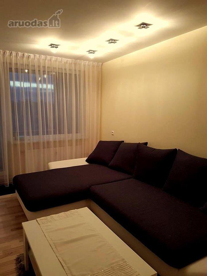 Kretingos r. sav., Kretingos m., Topolių aklg., 2 kambarių butas