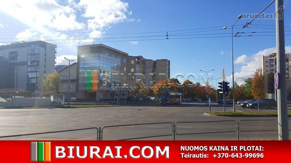 Vilnius, Žvėrynas, Saltoniškių g., biuro, prekybinės, paslaugų, kita paskirties patalpos nuomai