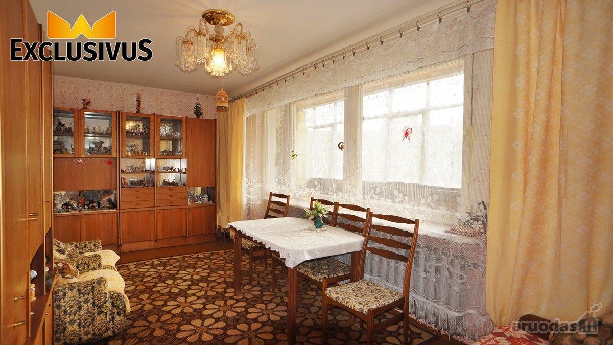 Trakų m., Vytauto g., 1 kambario buto nuoma