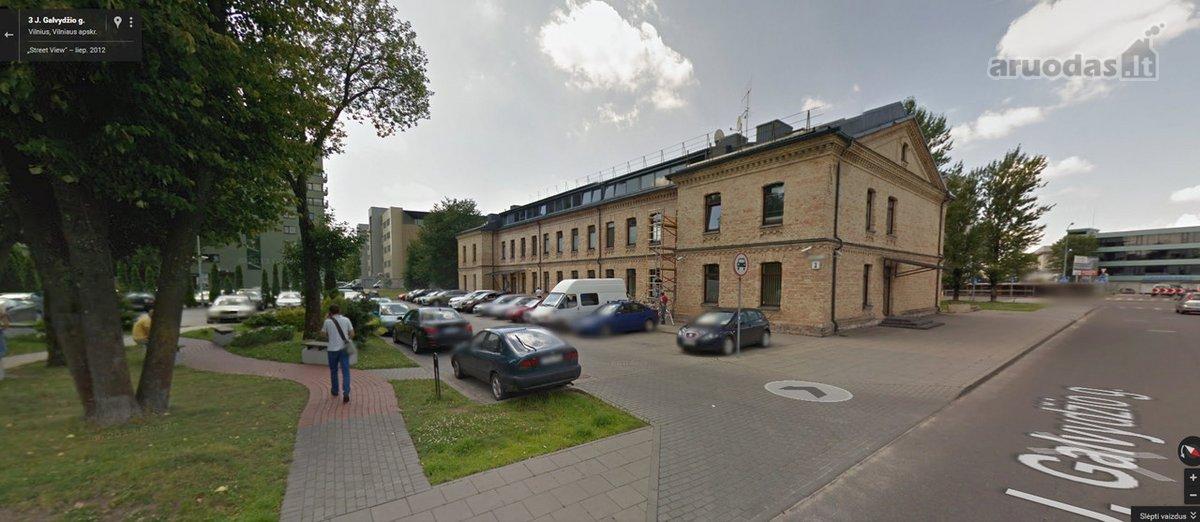 Vilnius, Šiaurės miestelis, J. Galvydžio g., biuro, kita paskirties patalpos