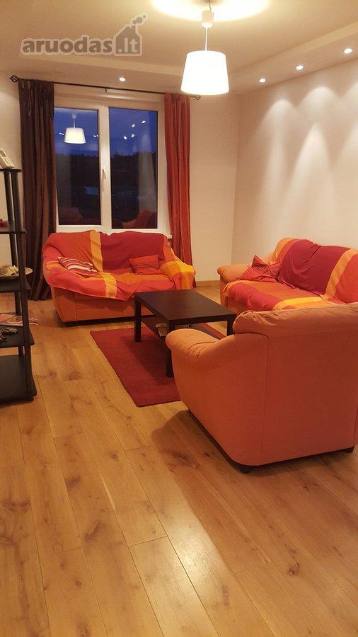 Vilnius, Pagiriai, Šaltinio g., 3 kambarių buto nuoma