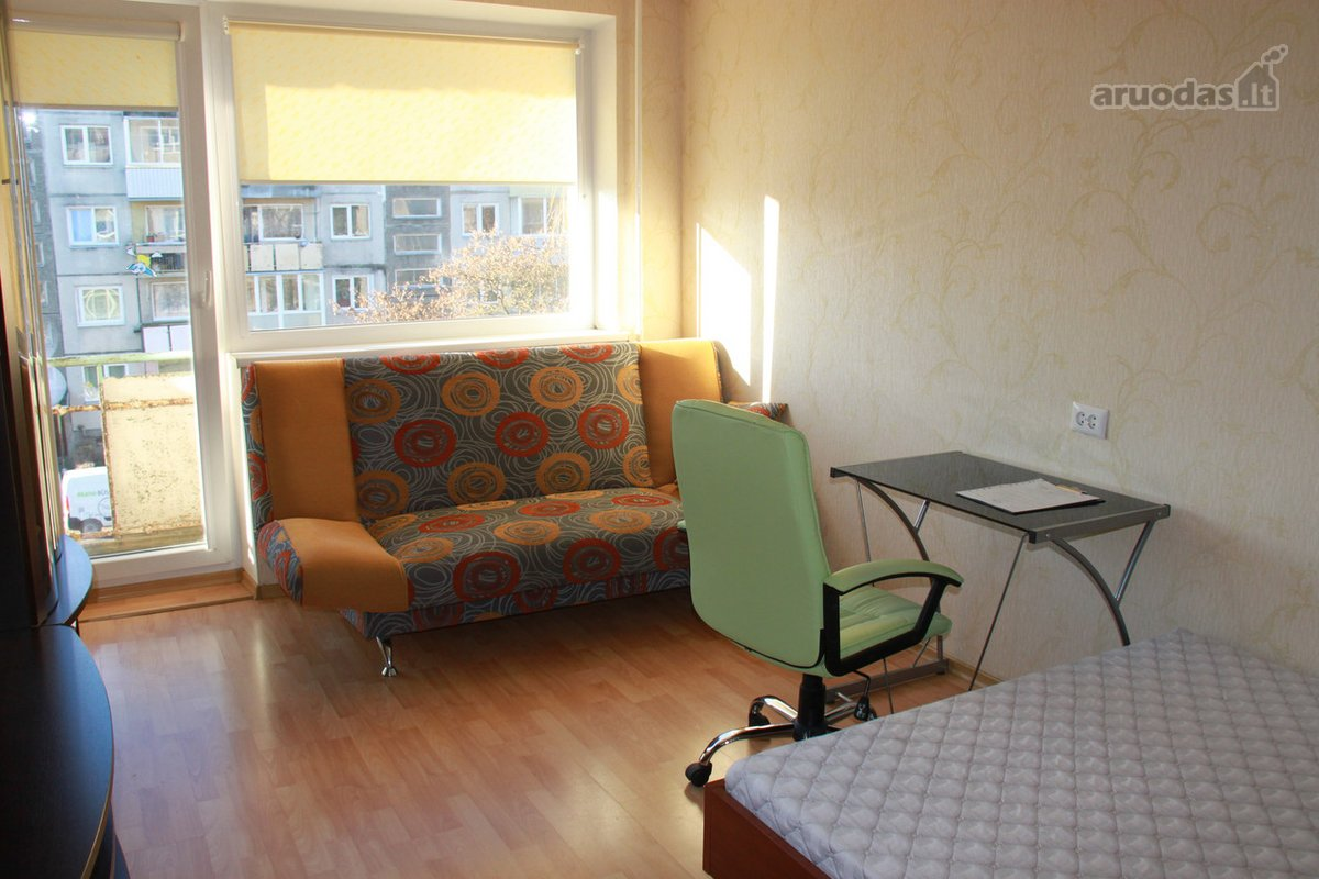 Kaunas, Dainava, Partizanų g., 1 kambario buto nuoma