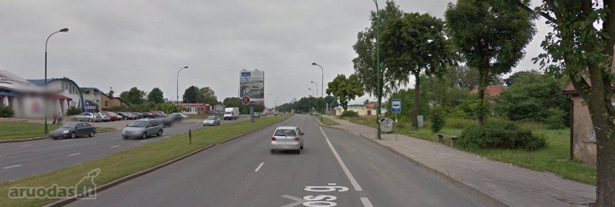 Klaipėda, Vėtrungė, Minijos g., komercinės paskirties sklypas
