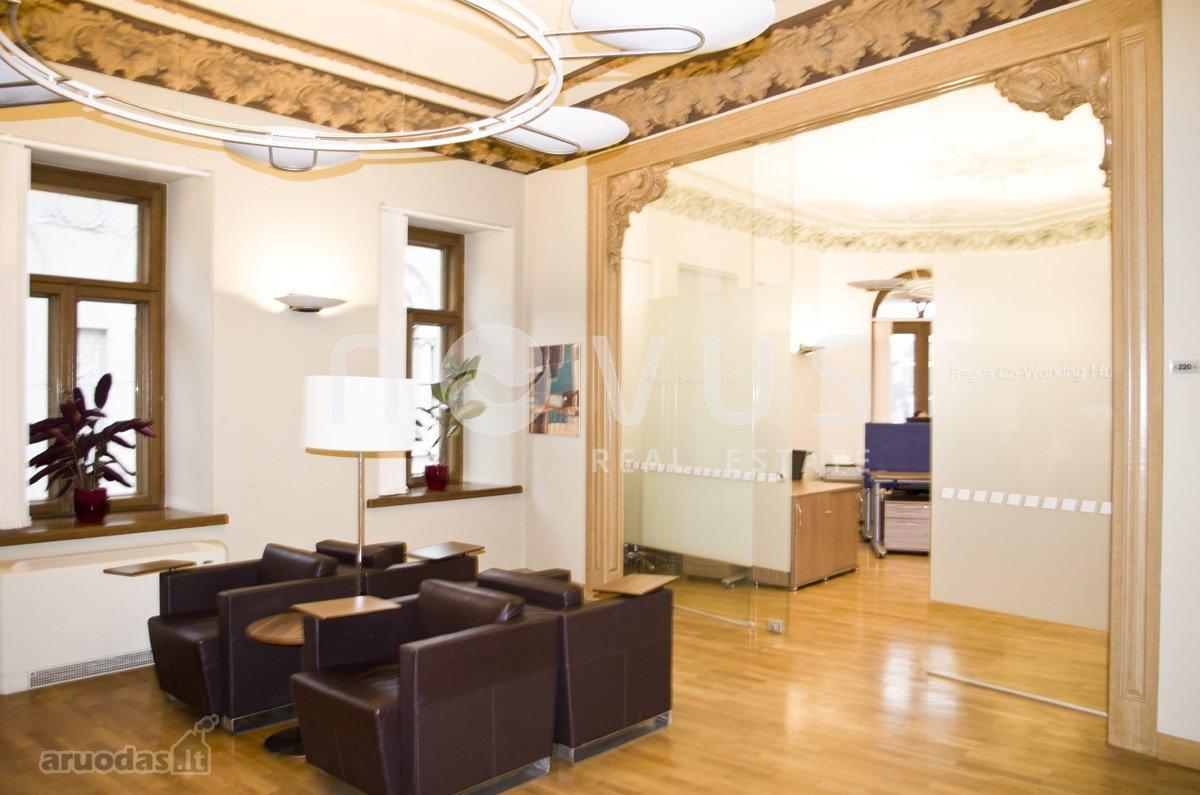 Vilnius, Senamiestis, Vilniaus g., офиса назначения помещения Для аренды