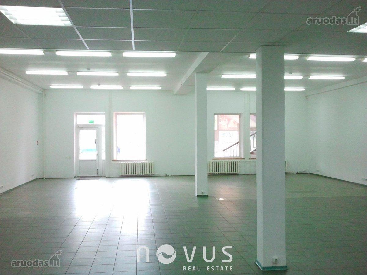 Vilnius, Šnipiškės, Kalvarijų g., biuro, prekybinės, paslaugų, gamybinės, maitinimo paskirties patalpos nuomai