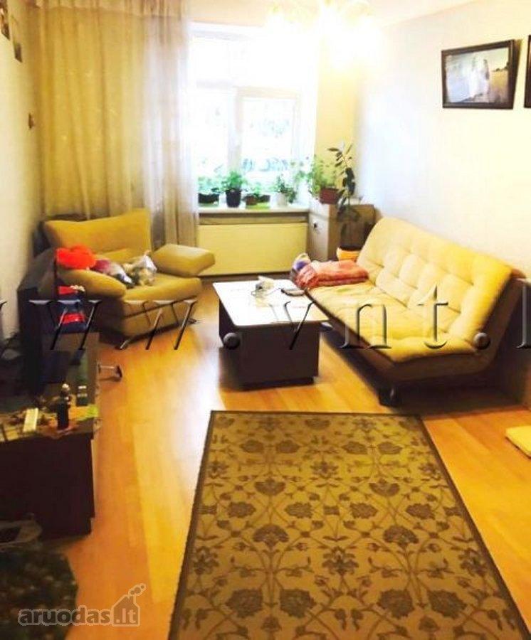 Klaipėda, Centras, K. Donelaičio g., 2 kambarių butas