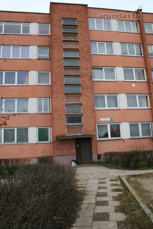 Alytus, Putinų, A. Jonyno g., 2 kambarių butas