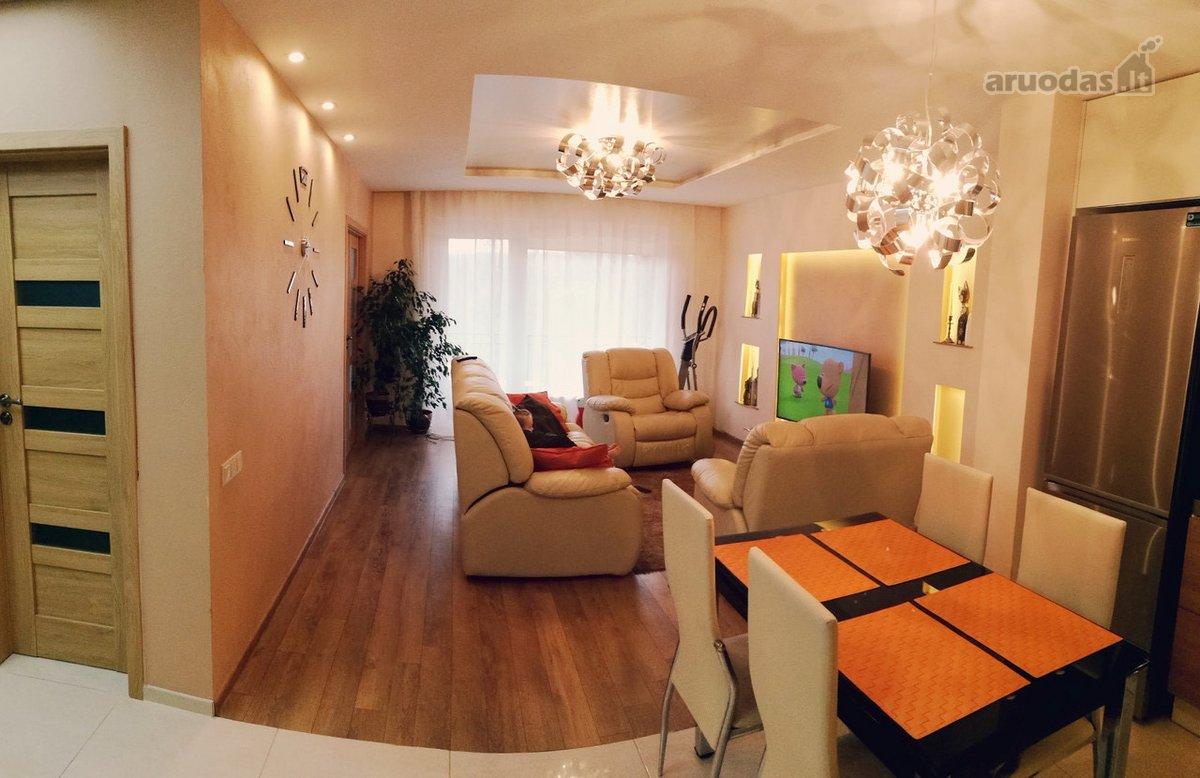 Vilnius, Grigiškės, Kunigiškių g., 4 kambarių butas