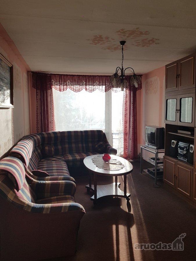 Ukmergės r. sav., Rečionių k., Viktoro Bergo g., 2 kambarių butas