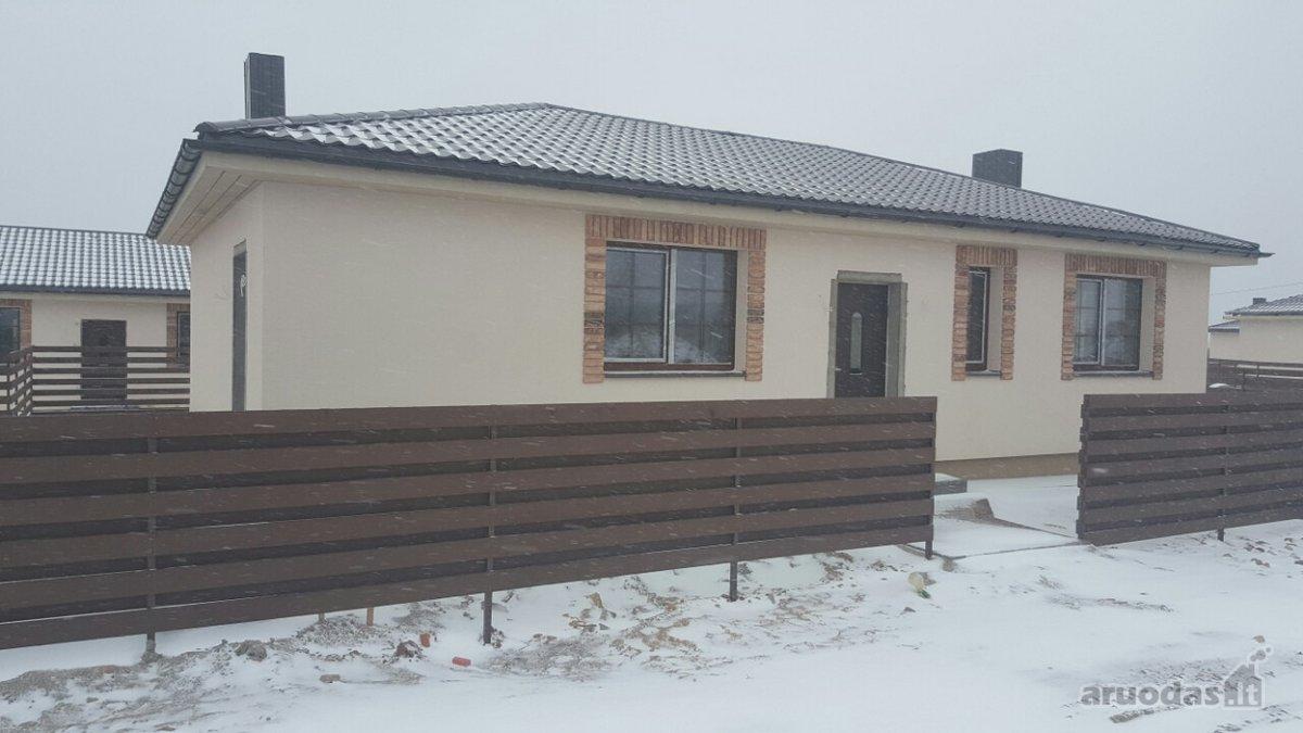 Vilnius, Grigiškės, Liepų g., mūrinis namas