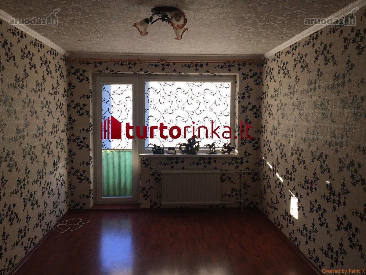 Kėdainių r. sav., Kėdainių m., P. Lukšio g., 1 kambario butas